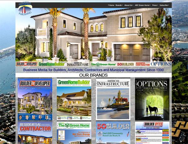 publishers hub webite