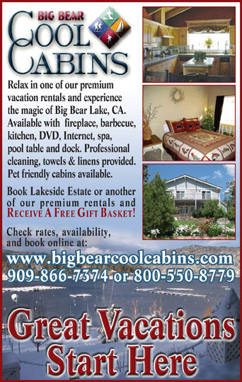 ad big bear cool cabins