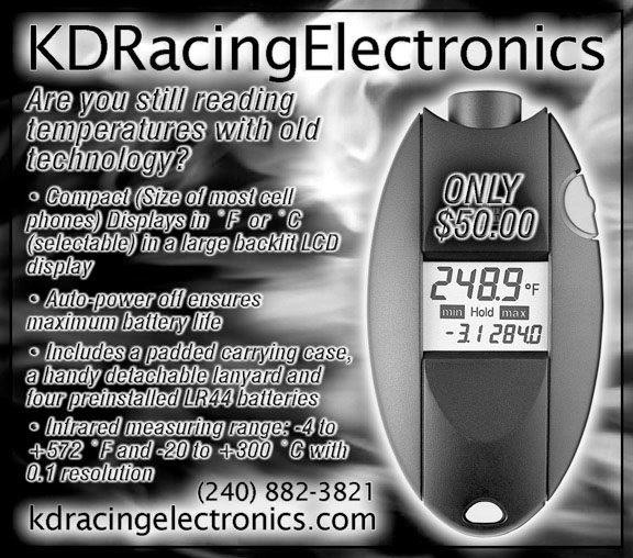 automotive ad kd racing