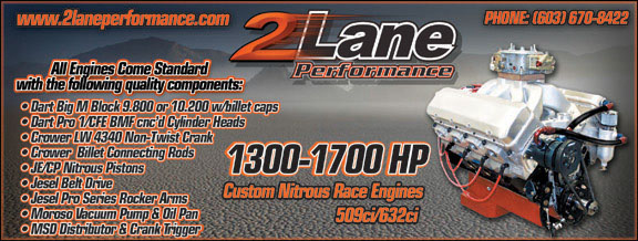 automotive ad 2 lane