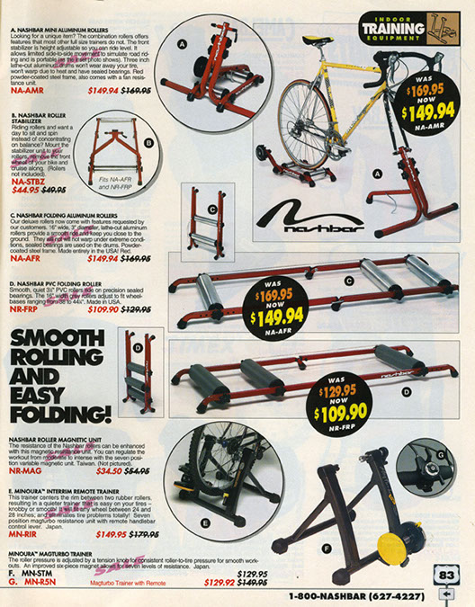 bike nashbar catalog