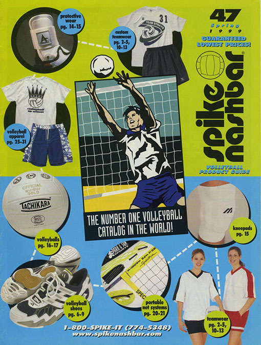 spike nashbar catalog